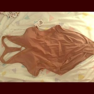 One piece bathing suit never worn only tried on